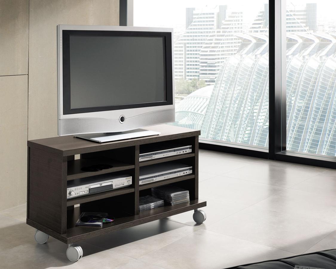 Mueble biblioteca con ruedas 20170806014324 for Mesas de tv con ruedas