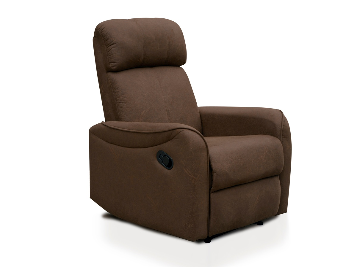 Sill n polipiel relax oferta de sill n reclinable manual for Ver sillones relax