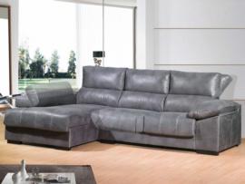 Sofá chaise-longue de diseño ergonómico