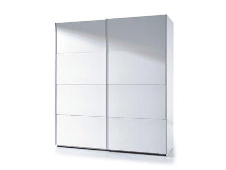 Armario de puertas correderas habitaci n armario wengu for Outlet armarios roperos