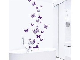 Vinilo de mariposas para decoración