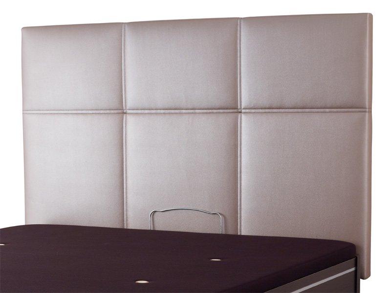Cabecero cama a cuadros oferta cabezal de cama tapizado for Ofertas de camas
