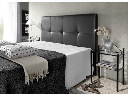 Cabecero cama en polipiel cabezal tapizado para tu dormitorio - Cabezales de tela ...