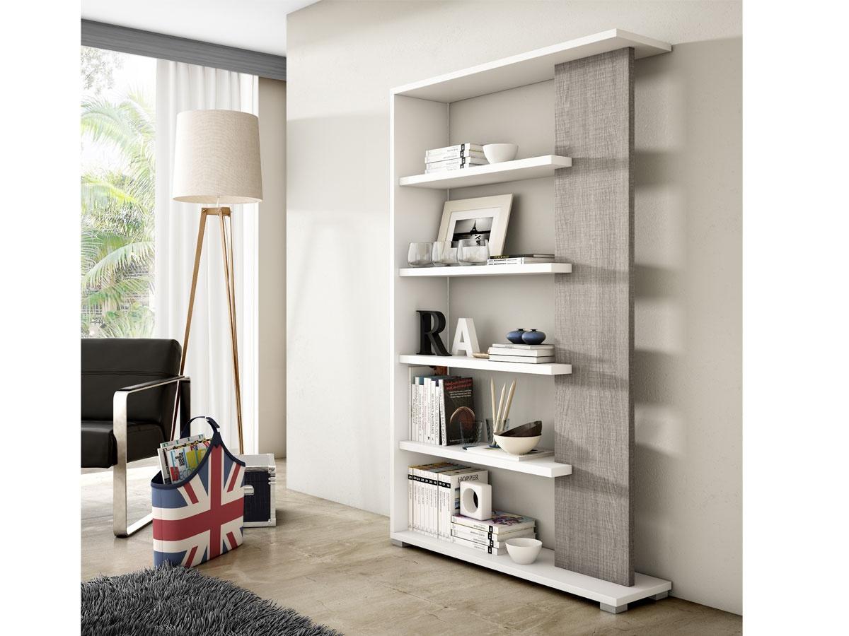 Muebles estanterias modulares dise os arquitect nicos - Estanterias de obra para salon ...