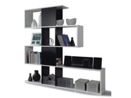 Mueble auxiliar de estantería para salón