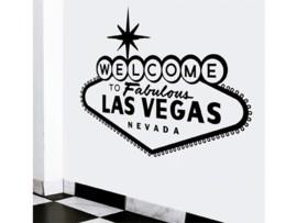 Vinilo Las Vegas para decoración
