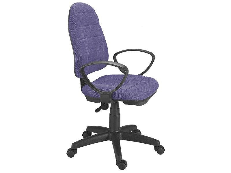 Silla oficina con ruedas silla escritorio barata ruedas y for Sillas giratorias para escritorio