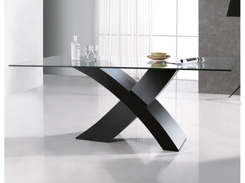 Mesa de comedor de dise o mesa vanguardista modelo elite for Mesas de comedor cuadradas grandes