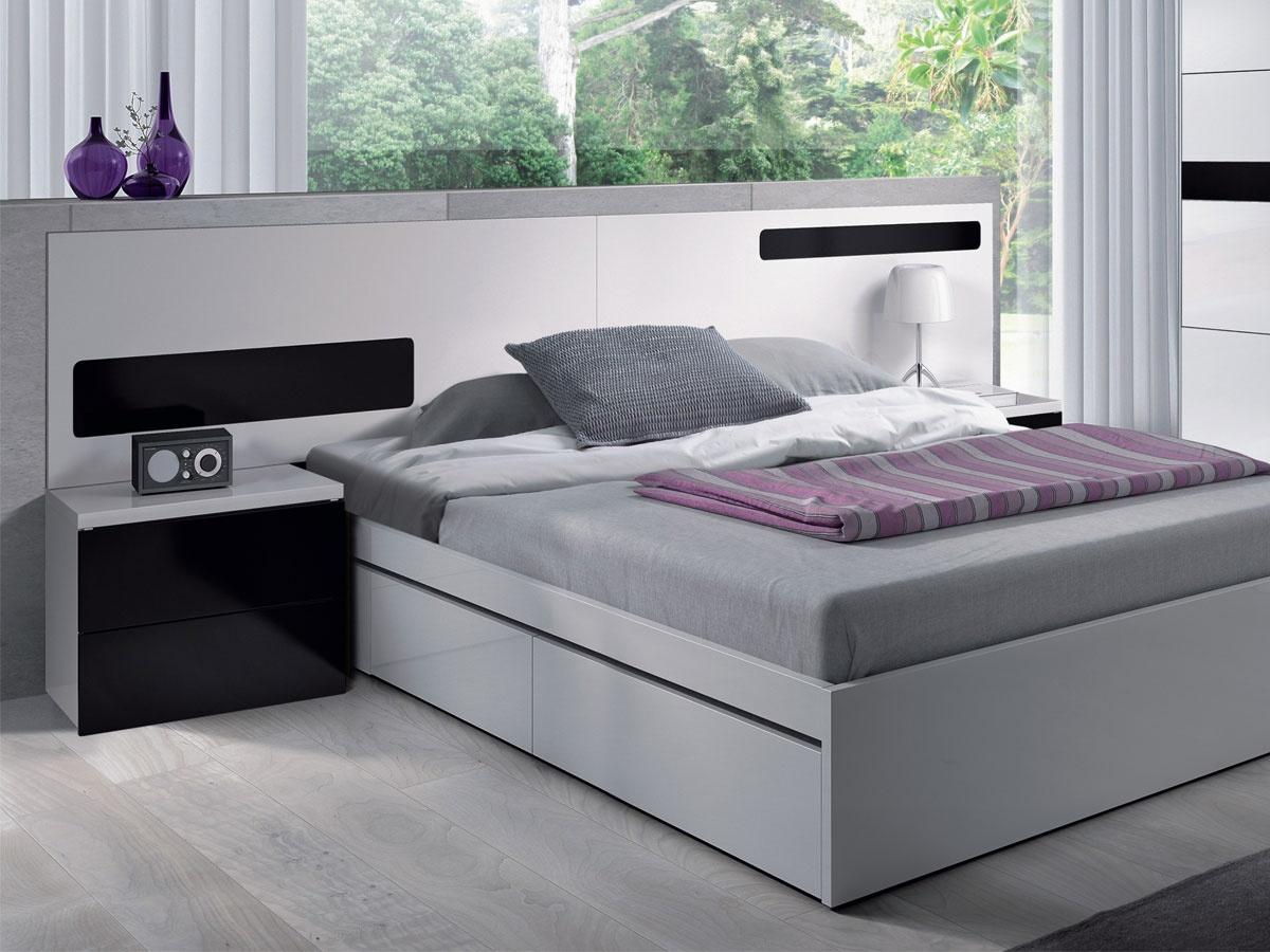 Cabezales de camas economicos cabezales mesitas banquetas - Cabezales de cama de matrimonio ...