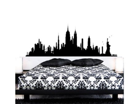 Cuadro vinilo nueva york tu vinilo decoraci n ciudad new york for Vinilos pared ciudades