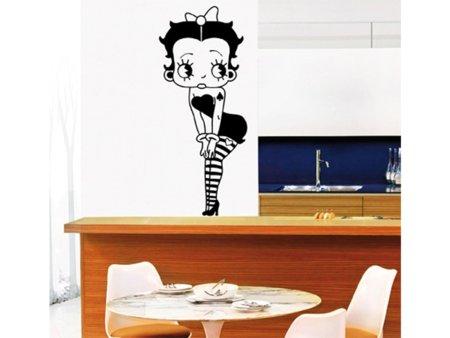 Vinilo oh betty sal n decoraci n cuadros vinilos para comedor - Decoracion vinilos salon ...