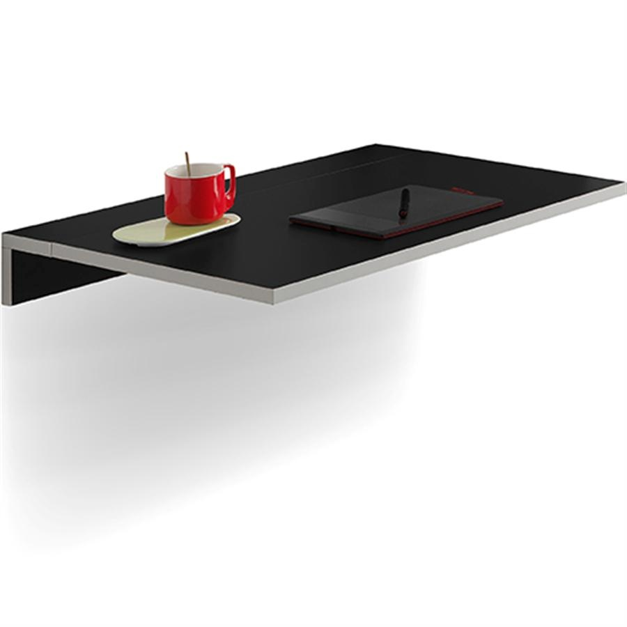 Mesa abatible de cocina para pared pr ctica en color blanco - Mesas plegables a la pared ...