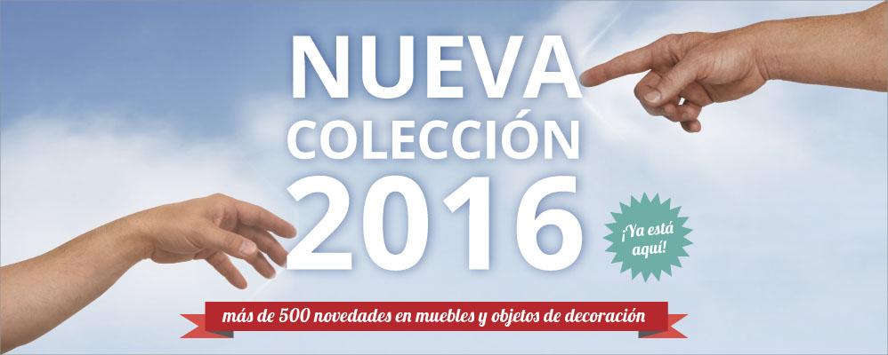 NUEVA COLECCIÓN 2016