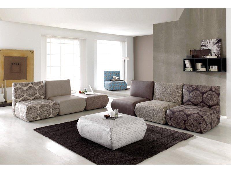 Sill n moderno modular personalizable con estilo nico y for Sillones modulares modernos