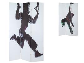 Biombo digital ski 120x180 cm.