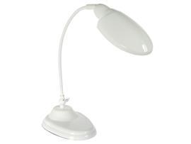 Lámpara flexo blanca 39x15x50 cm