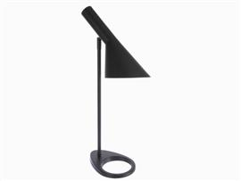 Lámpara flexo negra 31x17x56 cm