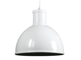 Lámpara techo blanca 31x31x31 cm