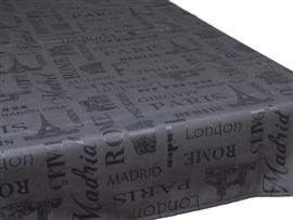 Mantel londres 140x150 antracita