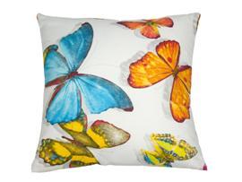 Cojin butterfly 45x45 cm