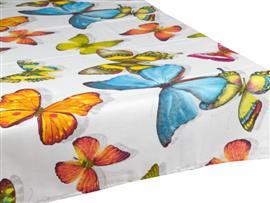 Mantel mariposas 140x200 cm