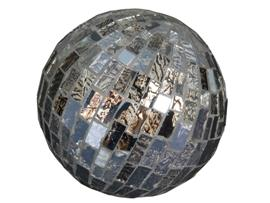 Bola mosaico cristal 12 cm