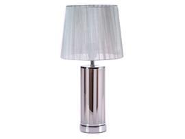 Lámpara mesa blanca 27x27x50 cm
