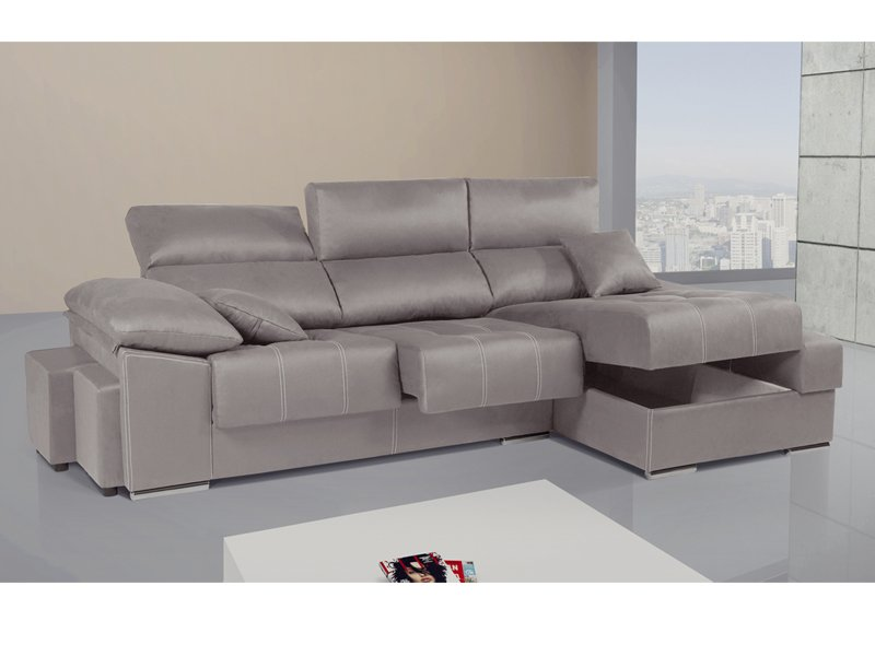 Comprar chaise longue beautiful source sofa chaise longue for Sofas baratos mallorca