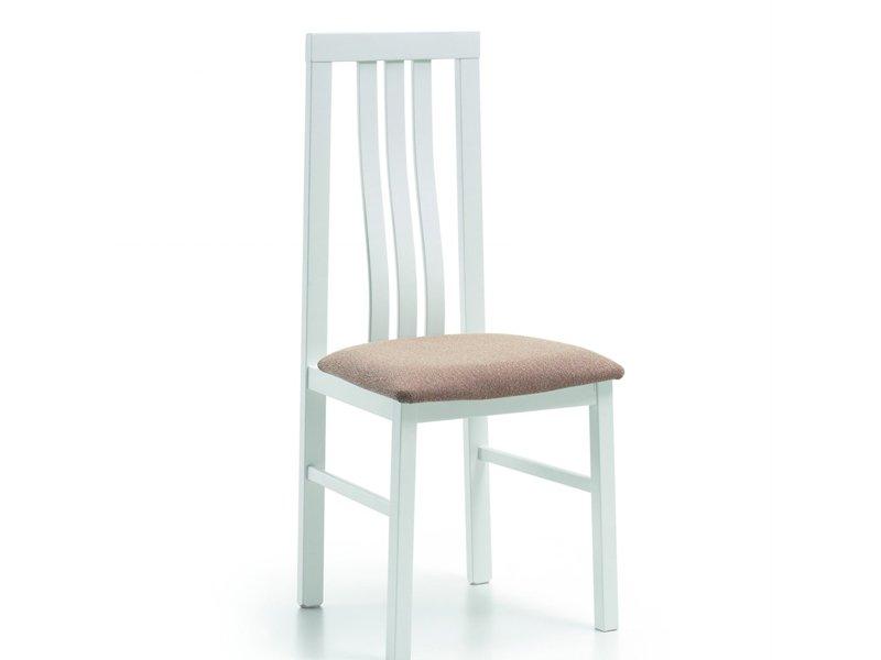 Sillas online latest silla con base de madera dho with - Silla sin respaldo ...