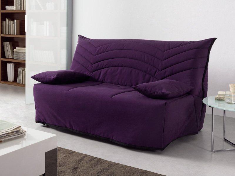 Sofá cama de 2 plazas con diseño para espacios reducidos en casa