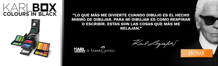 Caja Faber Castell KarlBox, edición limitada