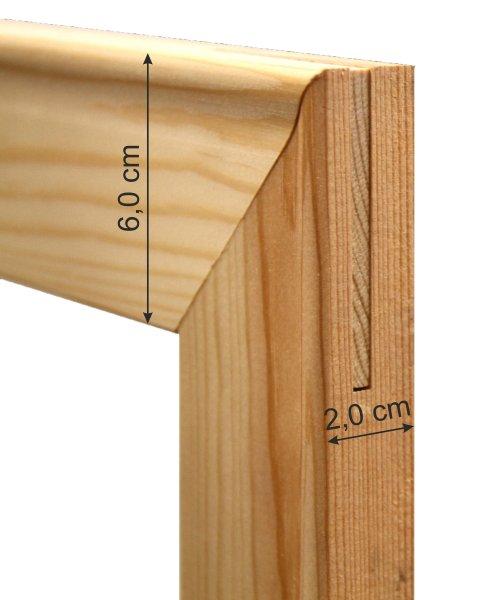 Tienda online bastidores listones grueso 6x2 - Liston de madera ...