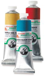 Old Holland: classic oil colors: 40 ml