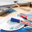Edding 8400: rotulador para CD/DVD