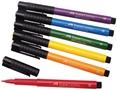 Faber Castell: rotulador pitt artist pen: punta pincel