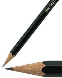 Faber Castell: Lápices grafito castell 9000