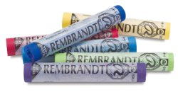Rembrandt: pastel