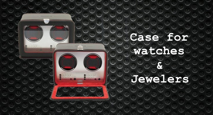 Case for watch and jewles