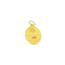 GOLD PLATE PENDANT 95023