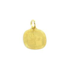 GOLD PLATE PENDANT 001050423