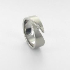 TENO RING FOR WOMEN BASIX 069.22P37.55 SIZE 55
