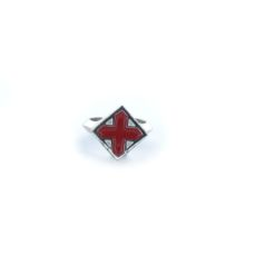 JOICAT RING SAINT GEORGE CROSS