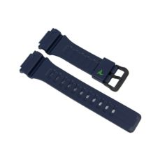 CASIO WATCH BAND RESIN BLUE 10487314