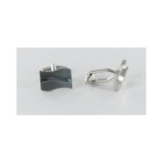 LINEARGENT CUFFLINKS FOR MEN 11801-BP