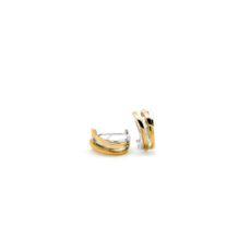 LINEARGENT EARRINGS FOR WOMEN 12628-G-A