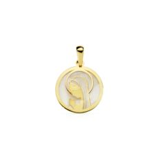 YELLOW GOLD PENDANT 16823