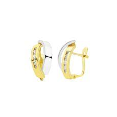 GOLD EARRINGS FOR WOMEN 18711