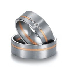 WEDDING RINGS BICOLOR 11