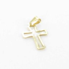 FINOR PENDANT CROSS 4TO247N