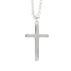 SILVER PENDANT CROSS 9105728